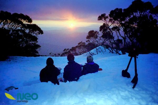 Razorback sunset 1 copy