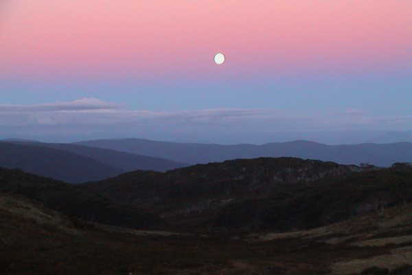 Bogong moonrise #2 JPEG